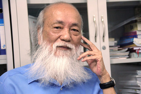 Giáo sư Văn Như Cương