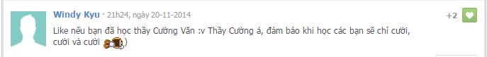 Thầy Nguyễn Hữu Cường