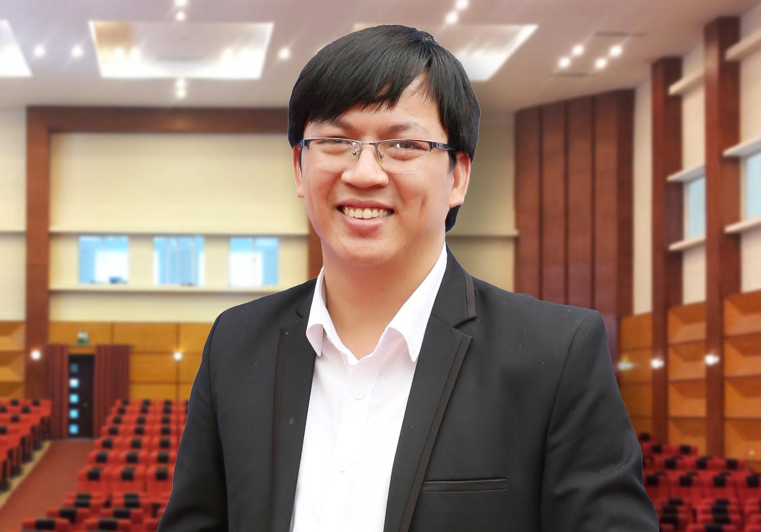 Thầy Đặng Ngọc Khương -Giáo viên bộ môn Ngữ Văn tại Hệ thống Giáo dục HOCMAI