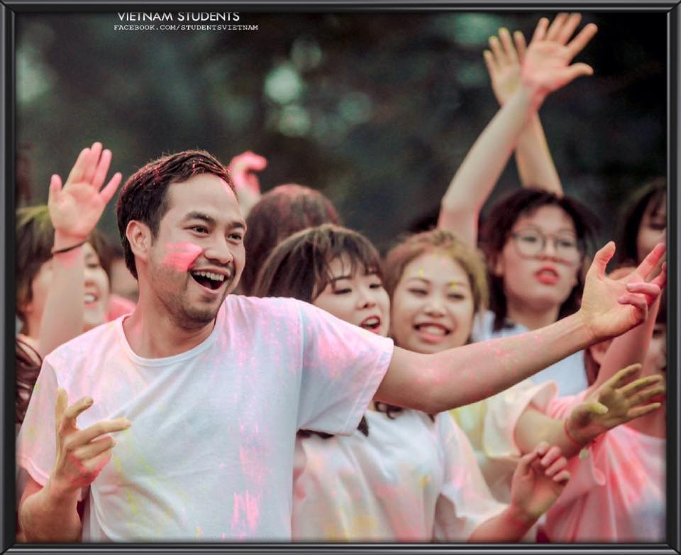 Thầy Nguyễn Thành Công - giáo viên môn Sinh học tại HOCMAI