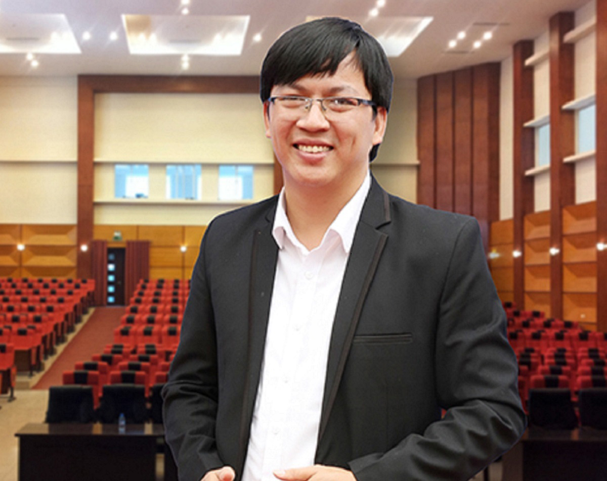 Thầy Đặng Ngọc Khương