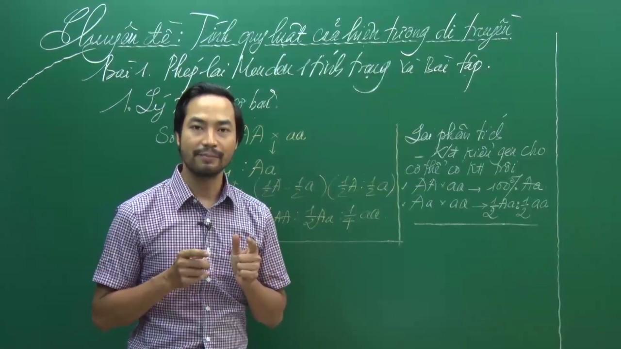 (Ảnh minh họa: Thầy Nguyễn Thành Công trong giờ dạy học môn Sinh)