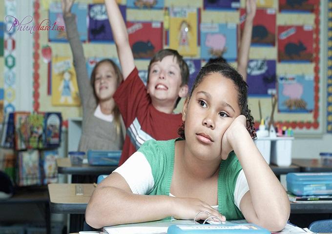 Kiến thức nâng cao khiến con chán nản học tập