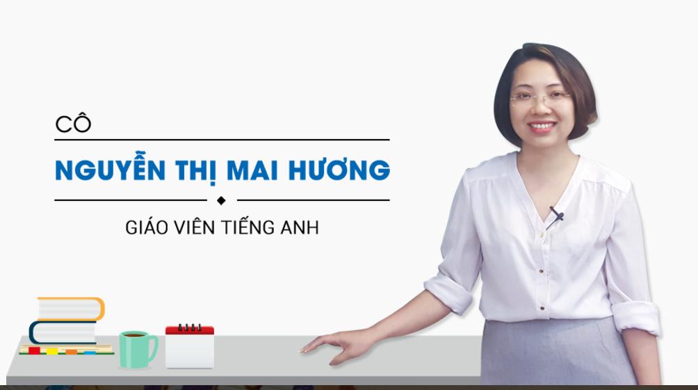 Cô Nguyễn Thị Mai Hương